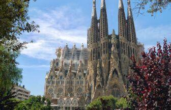 スペインのバルセロナ