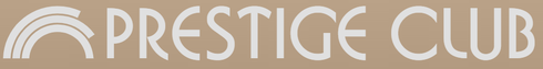 Prestige Club White logo