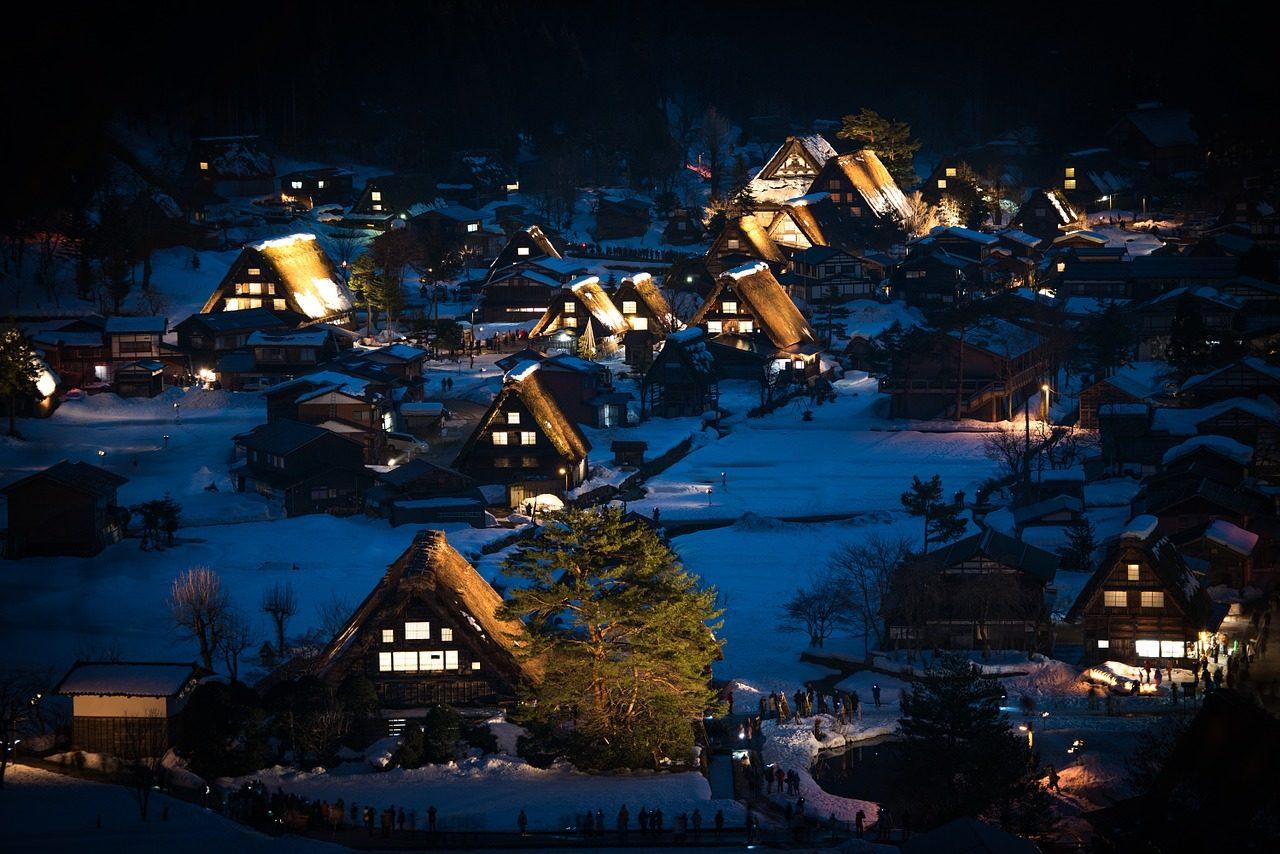 日本 世界遺産